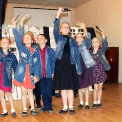 Спектакль детской театральной студии г. Нязепетровска