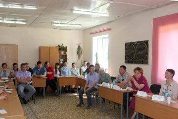 Семинар в филиале КПГТ в Нязепетровске