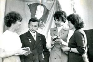 Нязепетровск, архивное фото 1975 года