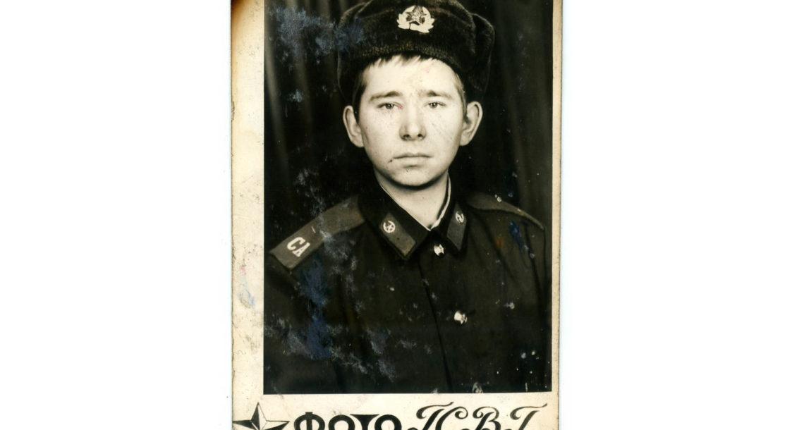 В.И. Тимофеев из Нязепетровского района