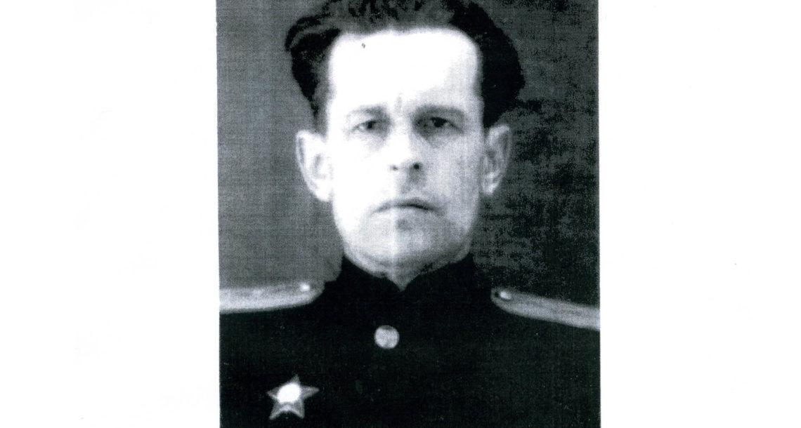 Я.И. Волегов из Нязепетровска