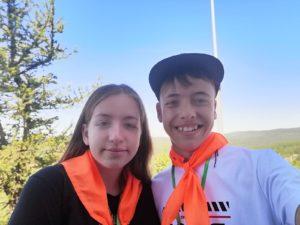 Школьники из Нязепетровска на областном форуме