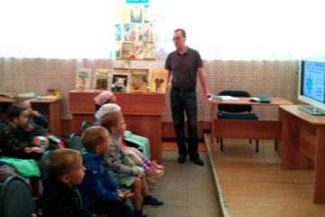 Воспитанники детских садов Нязепетровска
