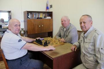 Шахматисты из Нязепетровска