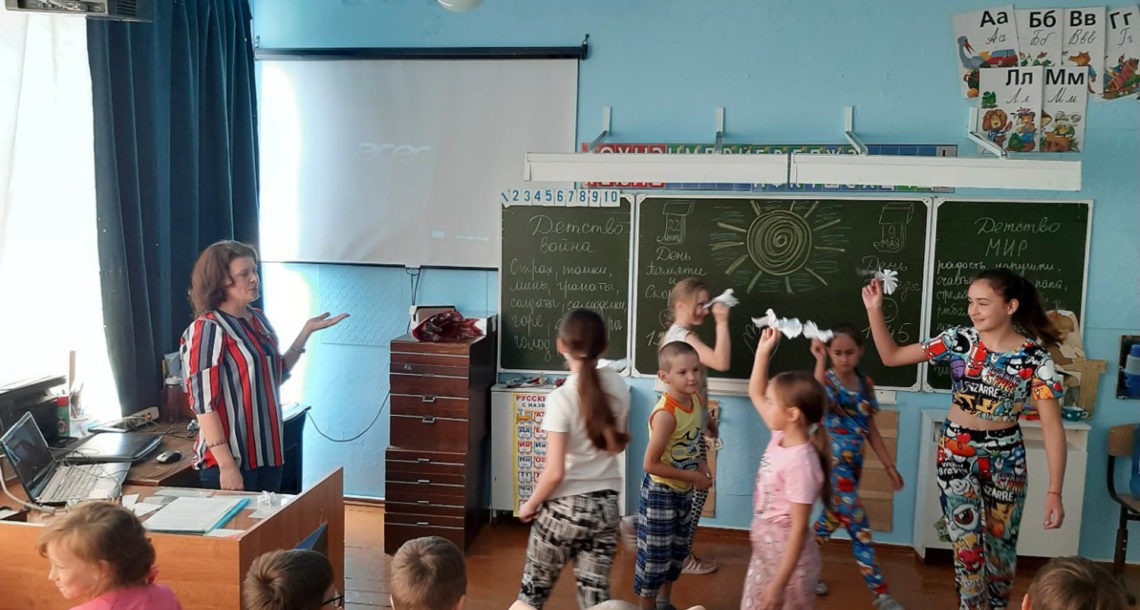 День памяти и скорби в Нязепетровском районе