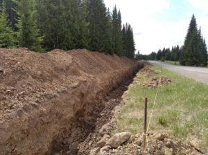 Строительство нового водозабора в Нязепетровске