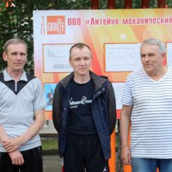 Работники ЛМЗ г. Нязепетровск