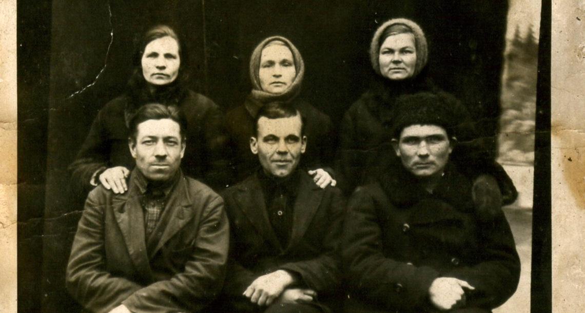 Семья Нестеровых из Нязепетровского района