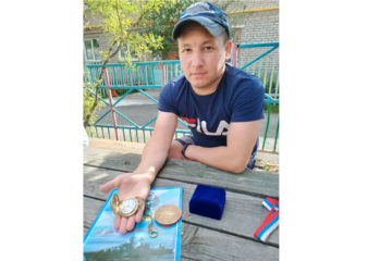 Р.Р. Сахаутдинов из Нязепетровска