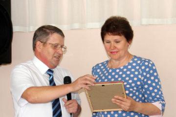 Сотрудники центра занятости получили награды