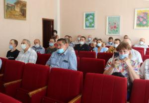 Награждение жителей Нязепетровска