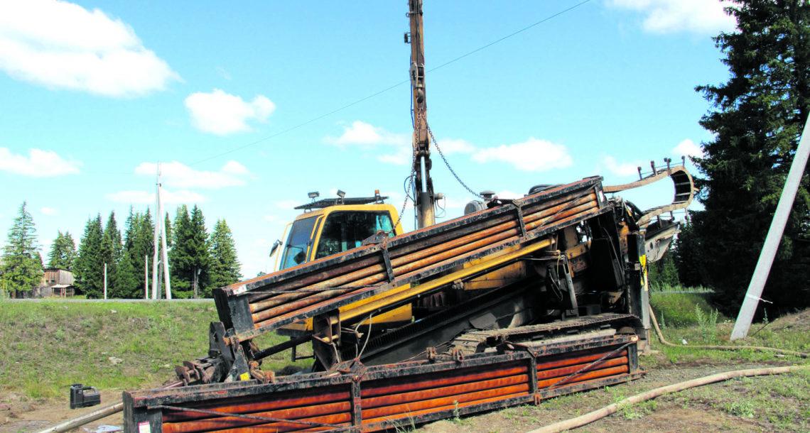 Уникальная машина работает в Нязепетровске