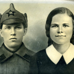 Супруги Бозовы, архивное фото