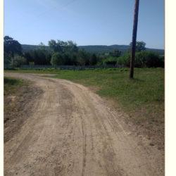 Дорога в Нязепетровском районе