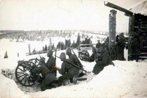 Гражданская война в Нязепетровске