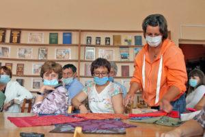 Встреча с экспертами БФРГТ в Нязепетровске