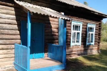 Библиотека в д. Беляево