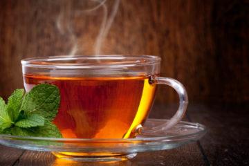 Вкусный и полезный чай можно приготовить и дома