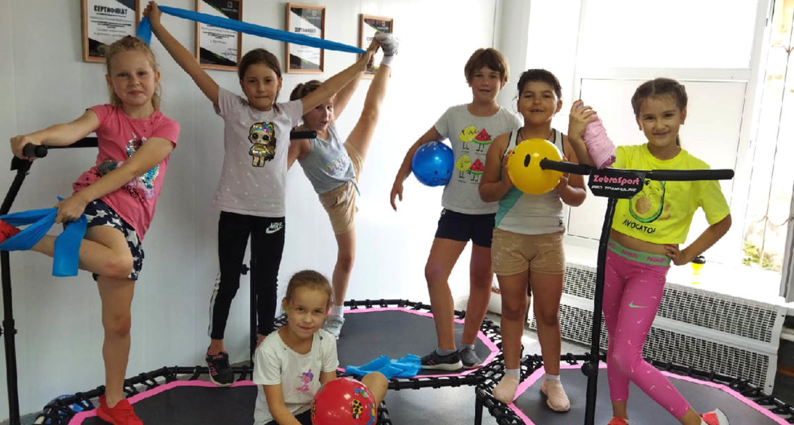 Джампинг — это спорт как для детей, так и для взрослых