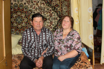 Супруги Самодуровы