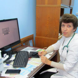 Л.Г. Денисова из Нязепетровска