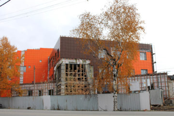 Стройка в Нязепетровском районе