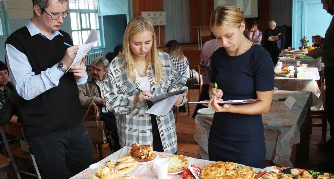 Кулинарный конкурс в Нязепетровске
