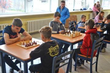 Турнир по шахматам и шашкам прошел в Нязепетровске