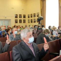 Конференция совета ветеранов Нязепетровского района