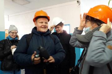 Юные журналисты в Нязепетровске
